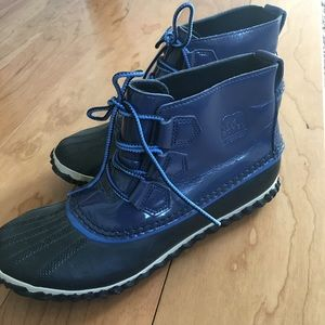 Sorel Out N About Women's Ankle Rain Boot